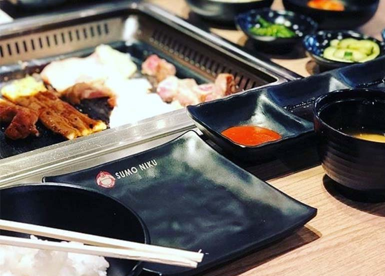 Japanese Barbeque from Sumo Niku