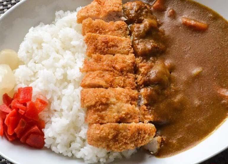 Katsu Curry Rice from Izakaya Kenta