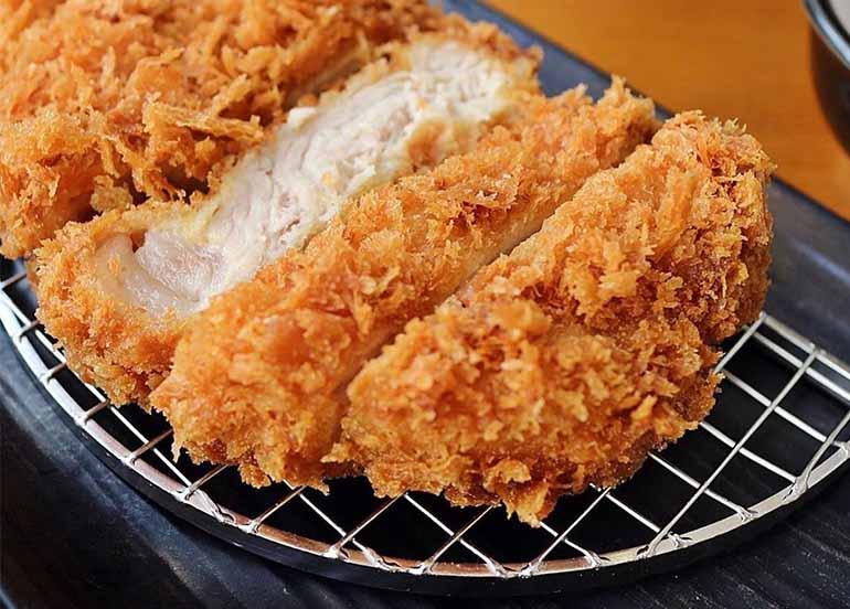 Tonkatsu from Saboten