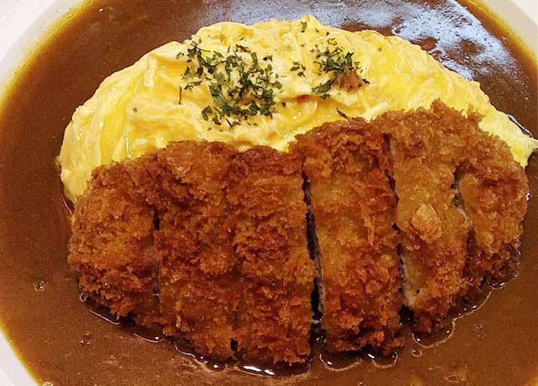 Katsu Curry from CoCo Ichibanya PH
