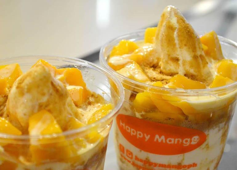 Classic Mango Graham from Happy Mango