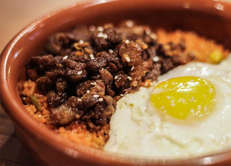 Beef Korilog by Soban K-Town Grill
