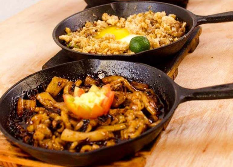 Sizzling Dishes from The Frazzled Cook