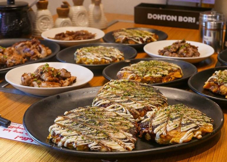 okonomiyaki-set