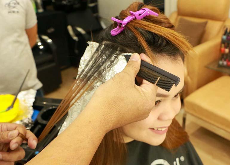 hair-colour--foil-treatment