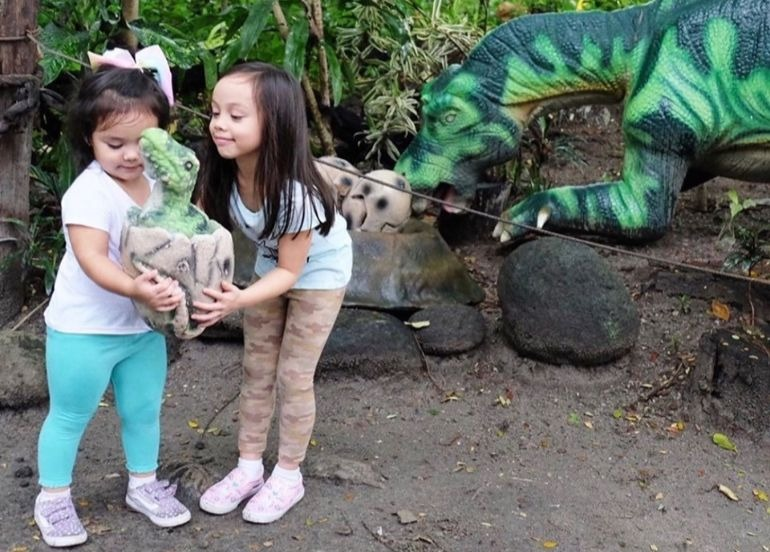 Looking for Things to do over the Weekend? This Dinosaur Theme Park in Clark's Got You Covered!