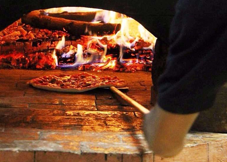 Wood Brick Fire Oven from Amare La Cucina