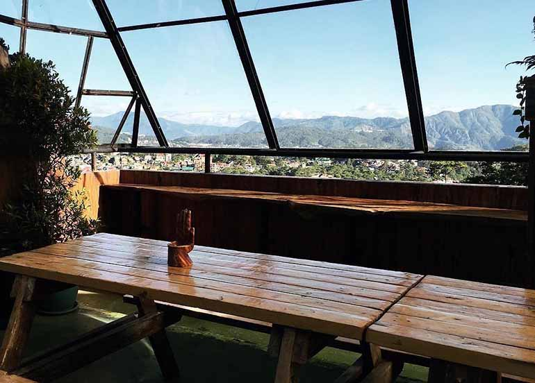Baguio Craft Brewery Interiors