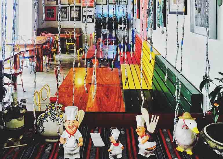 Cafe Sabel Interiors