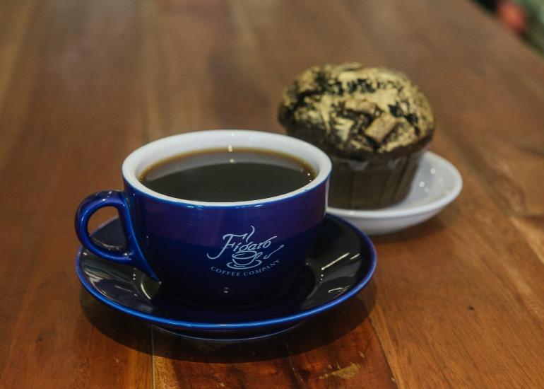 figaro coffee muffin