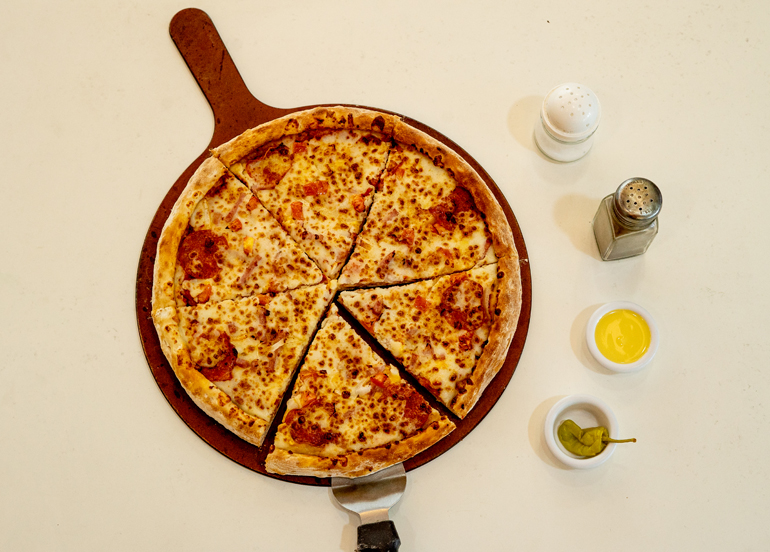 Papa John's is the Perfect Place to Throw Your Next Pizza Party!