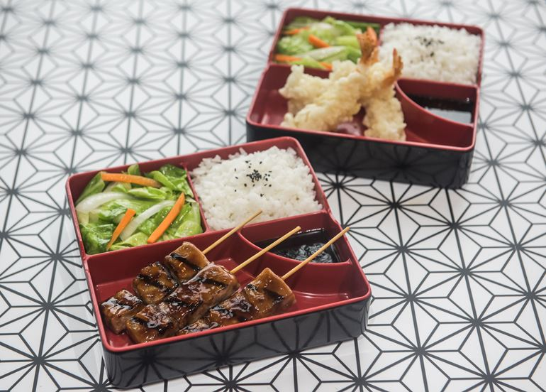Make lunch great again with these Wagyu and Tempura Bento Meals from Tokyo Tokyo!