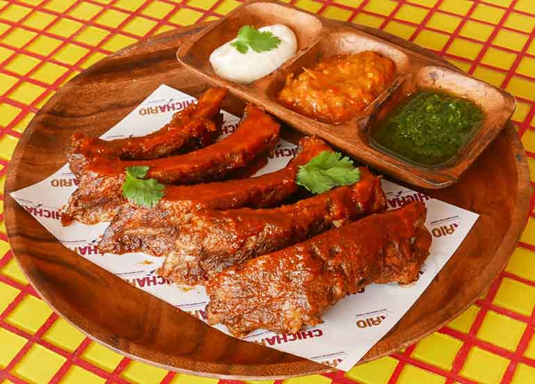 Ribs from Chichario