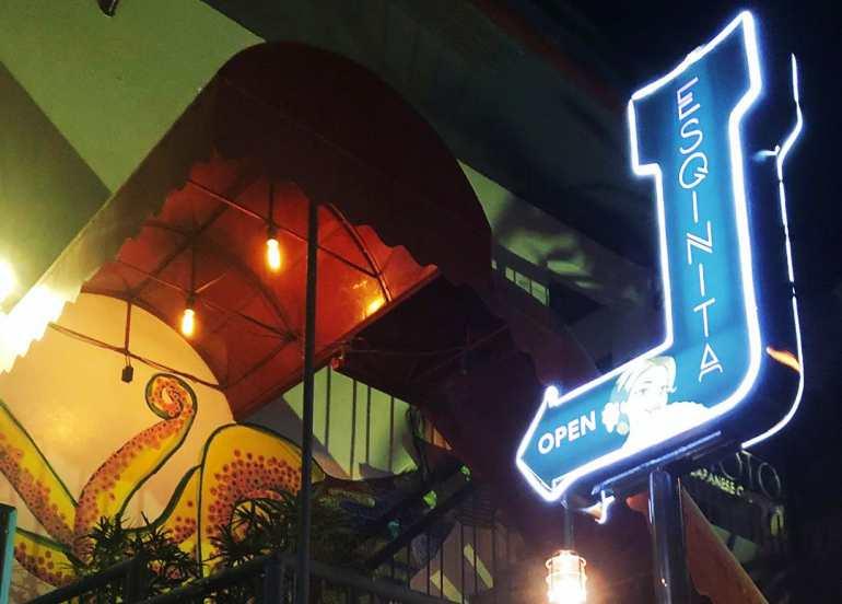 esqinita poblacion street food