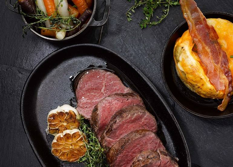 This Pasay steakhouse will satisfy all your Steak cravings!