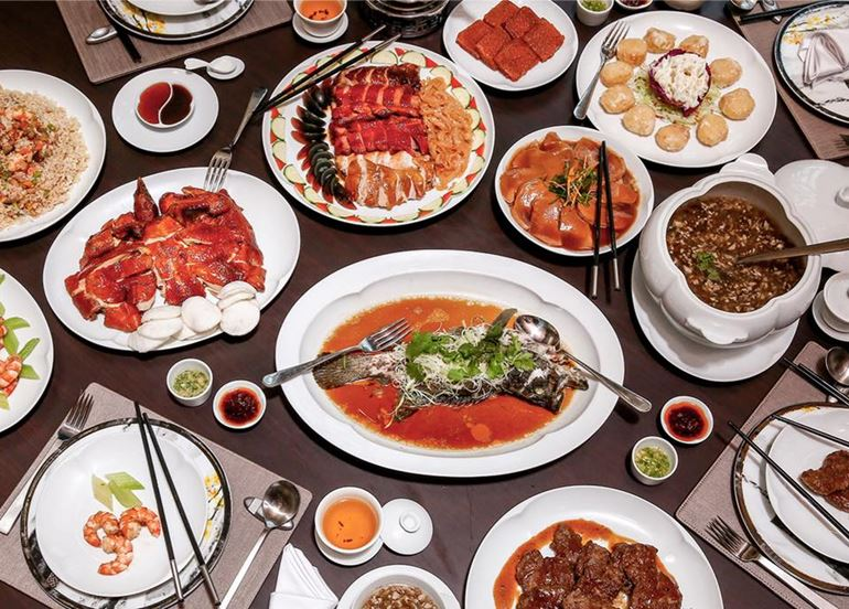 Man Ho serves up some of the best Chinese cuisine in the Metro