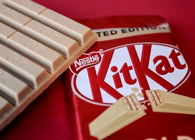 This Limited Edition KitKat is Literally Golden and We Know Where to Find It!