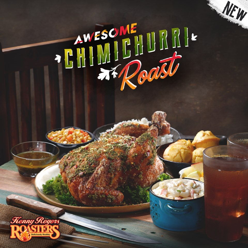 What S Kenny Rogers Chimichurri Why Is It So Good Booky