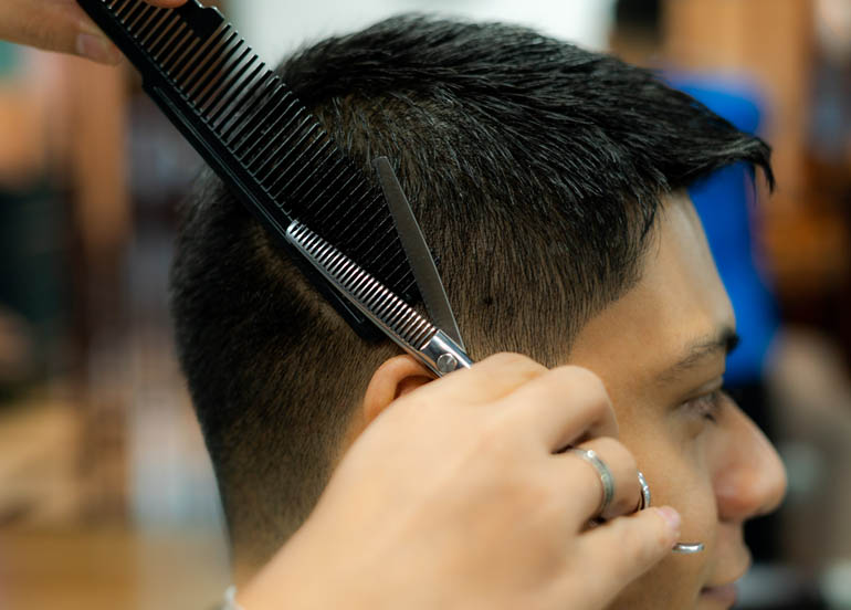Total Grooming from Anthony's Men Salon