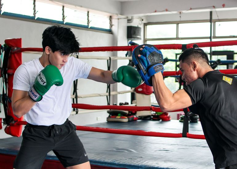 Hit Them with Your Best Shot with these Offers from Elorde Boxing Gym!
