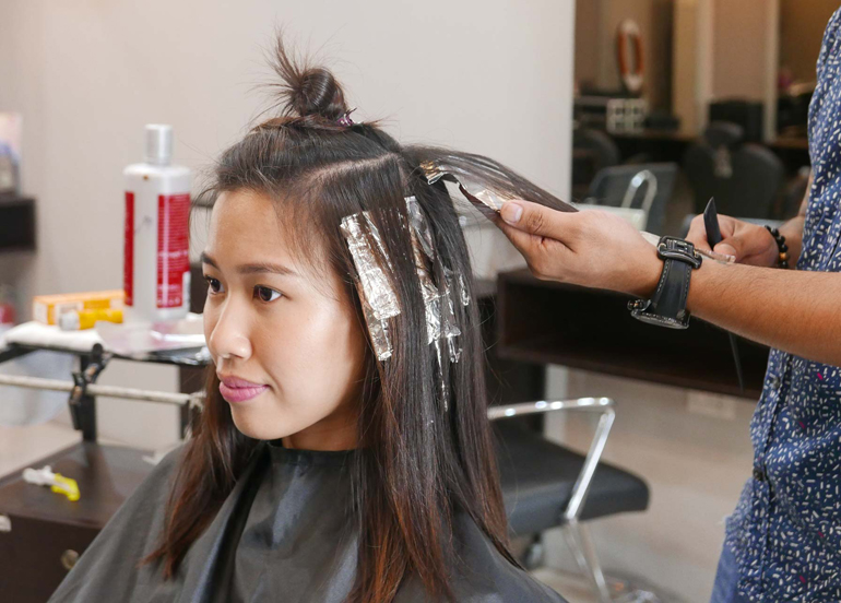 10 Of The Best Affordable Salons For Hair Color In Metro Manila Booky