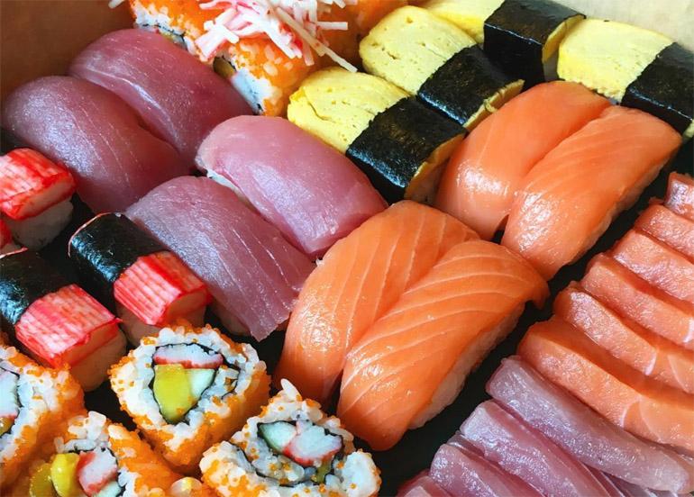 18 Sulit Sushi Options Around Metro Manila for as Low as ₱85!