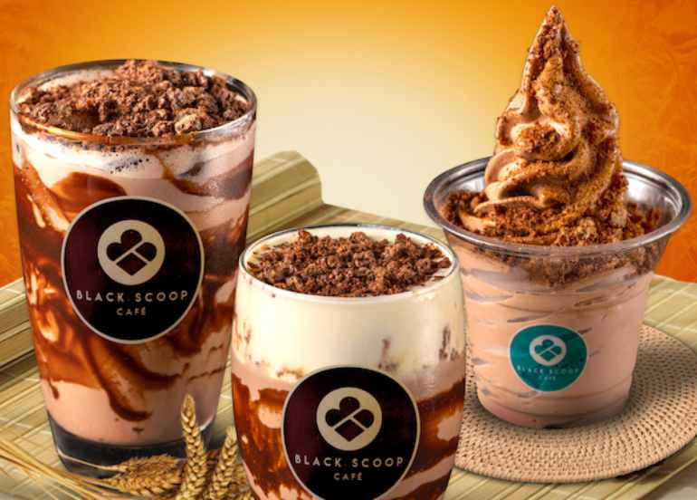 Black Scoop is at it Again with Ovaltine Desserts that will Make You Miss Your Childhood