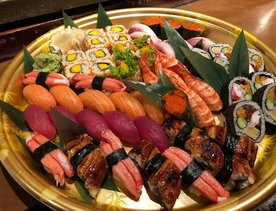 Take your tastebuds on a trip to Japan at Little Tokyo in Makati
