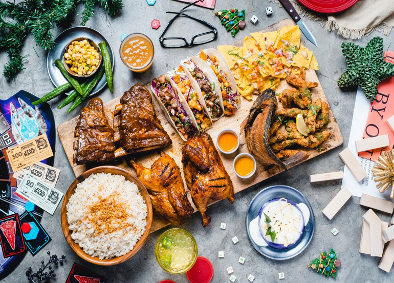 12 Unique Food Ideas Perfect For Christmas Potluck Gatherings Booky