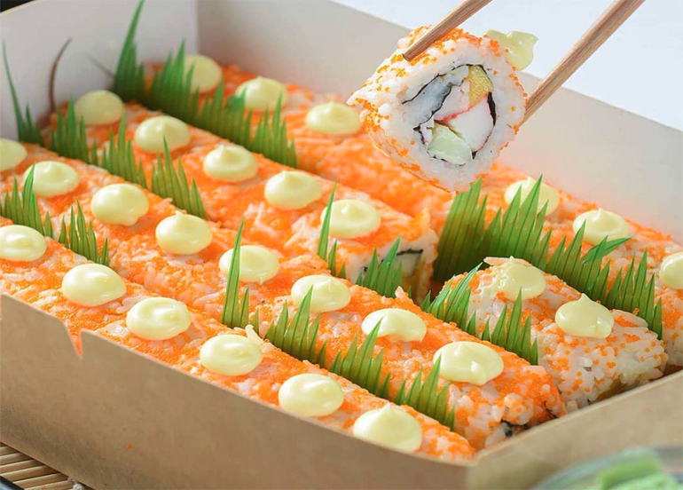 12 Sushi Platters in Metro Manila That Will Turn Up the Party!
