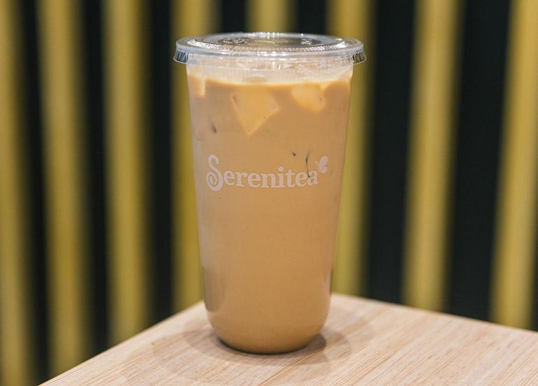 You Can Now Make Serenitea's Okinawa Milk Tea at Home!