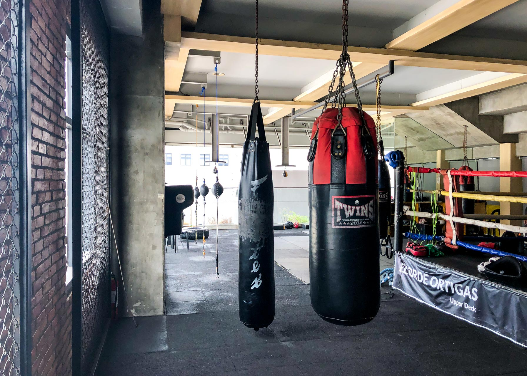 Train with the Best & Train with a View at These Elorde Branches