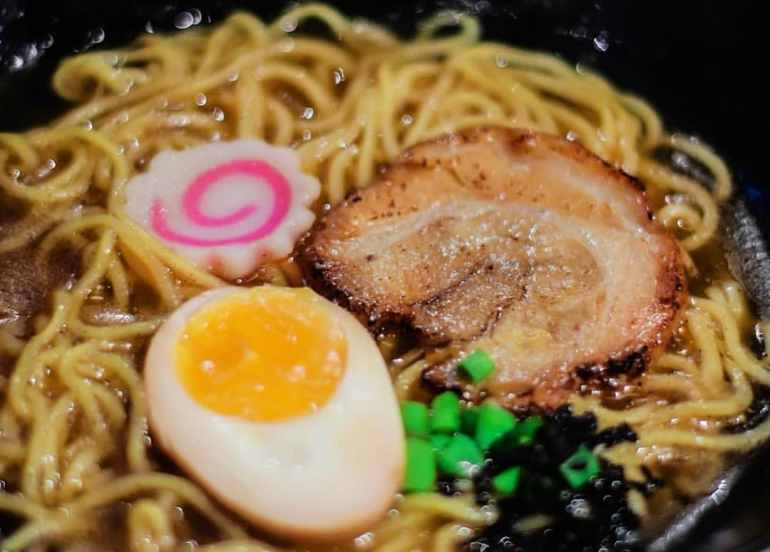 Take This Easy Challenge and Get Five Bowls of Ramen for Free!