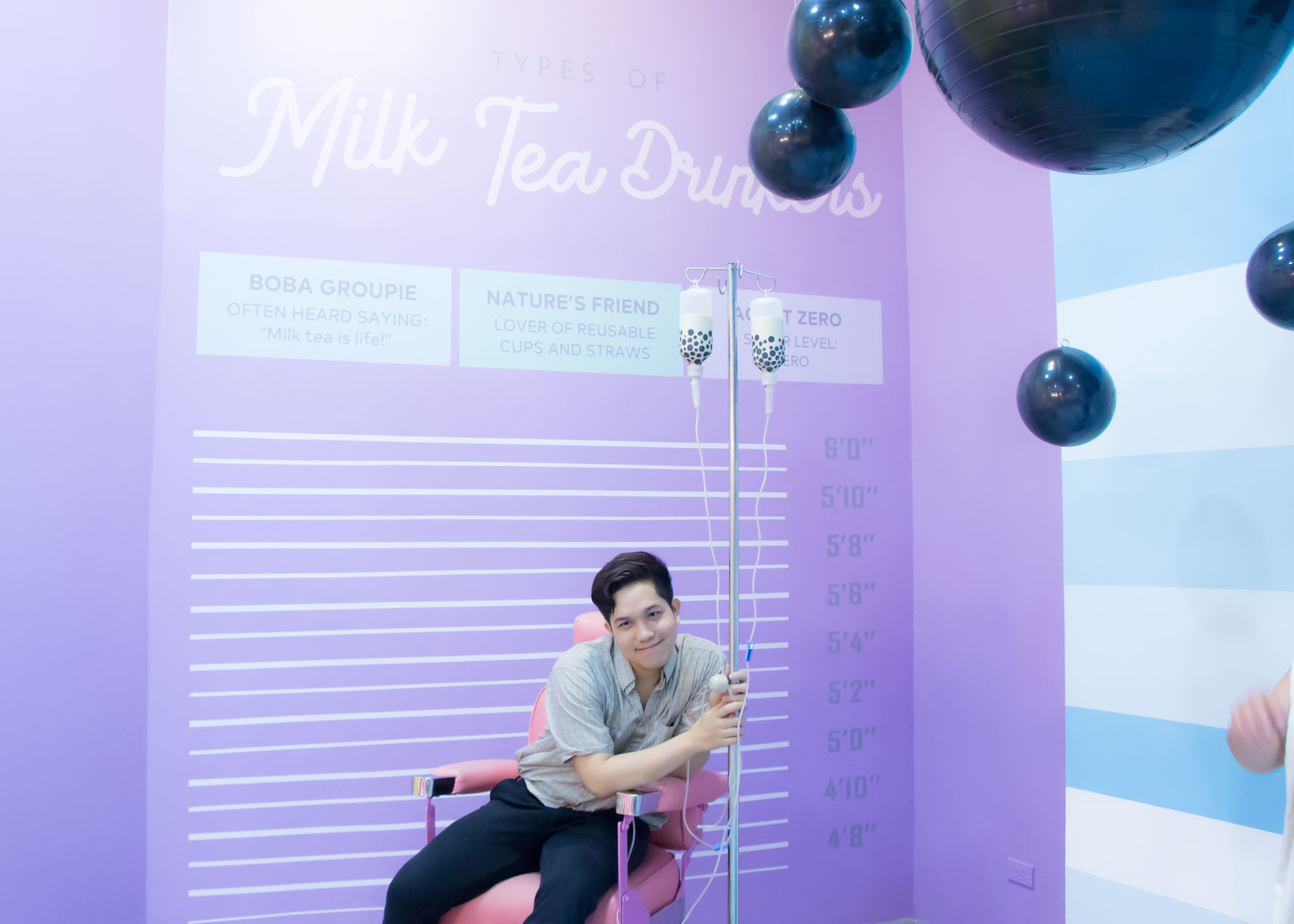 The Dessert Museum Has A Room That's PERFECT For Milk Tea Addicts