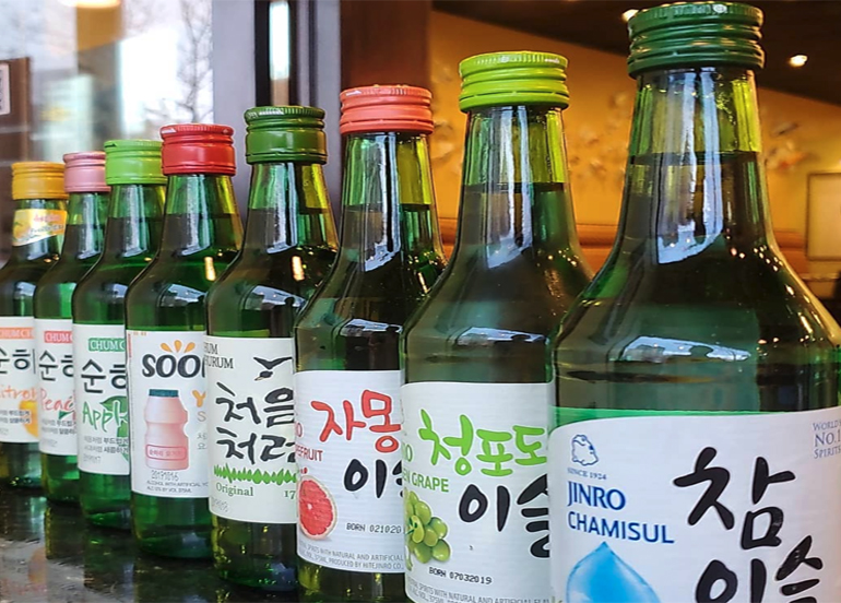 This New Soju Flavor Will Make Getting Drunk Delicious