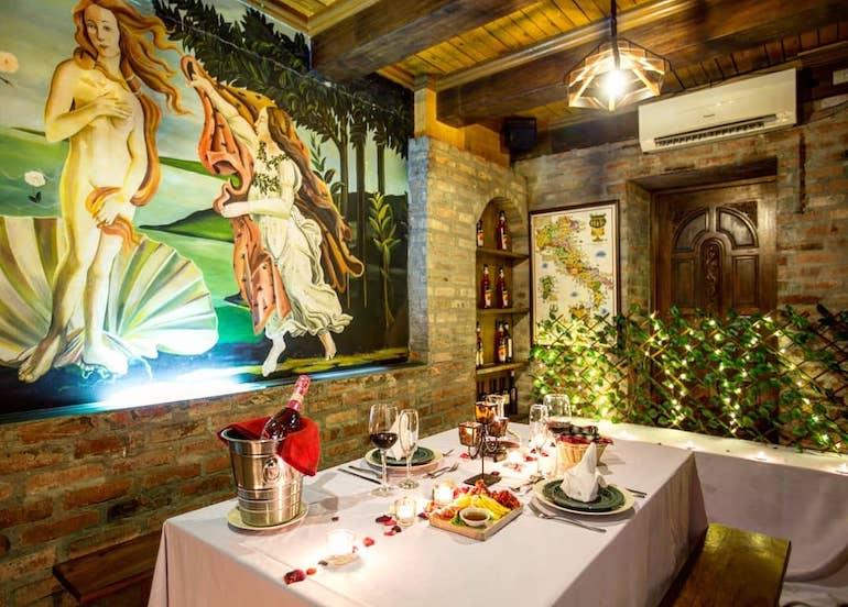 The Most Romantic Restaurants in Metro Manila this 2020