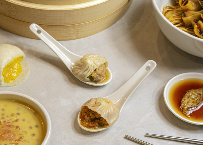 Din Tai Fung Has Two New Soup-er Unique Xiaolongbao Flavors!