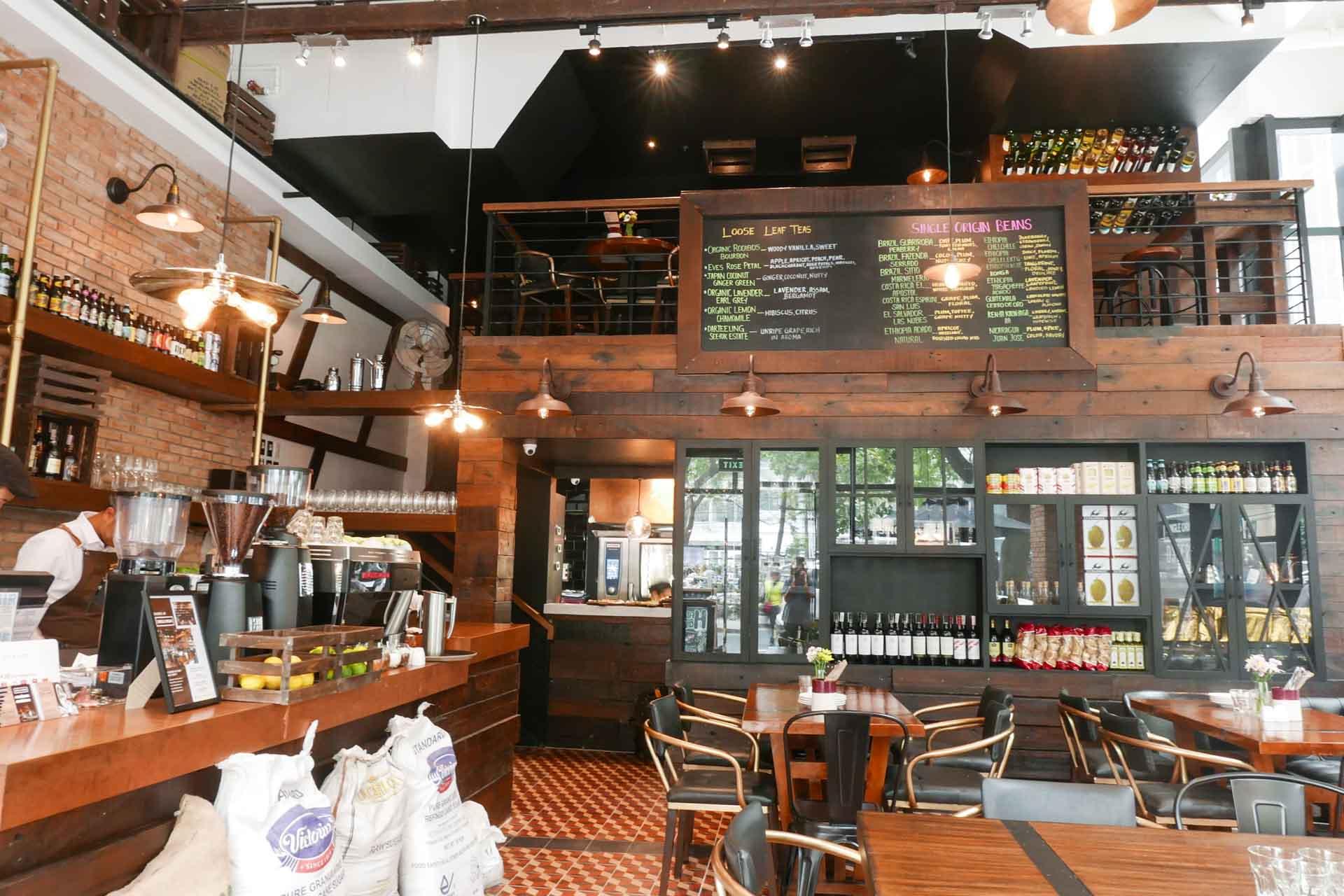 Beautiful Work Spots in Makati for Great Coffee and Wi-Fi