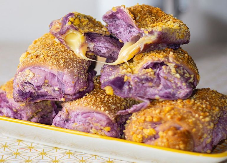Where To Find Ube Cheese Pandesal Near You