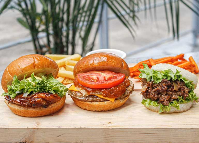 Where to Get The Best Burgers in Metro Manila