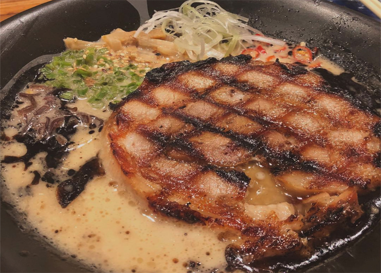 This Is Not A Drill: Get Mendokoro Ramen Delivered To You
