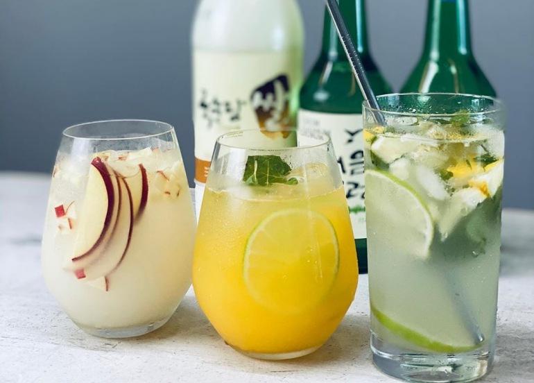 We're Loving This Soju + Melona Recipe!