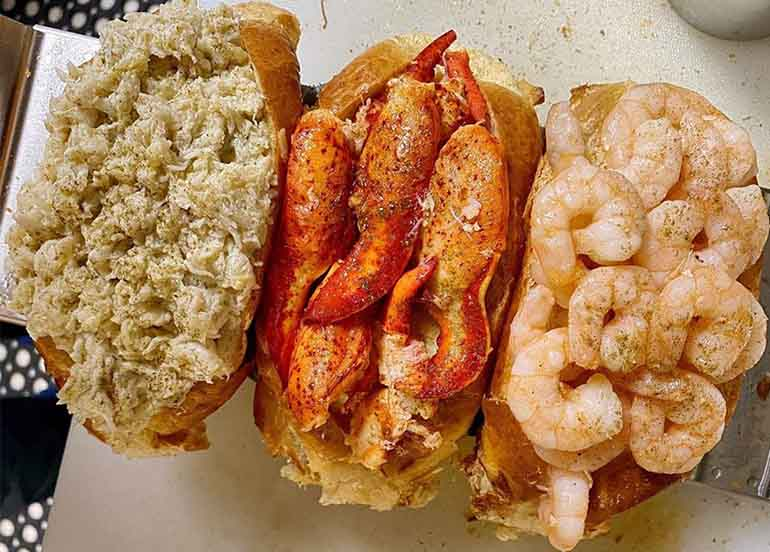 You Can Now Get Lobster Rolls (and more) Delivered to Your Home
