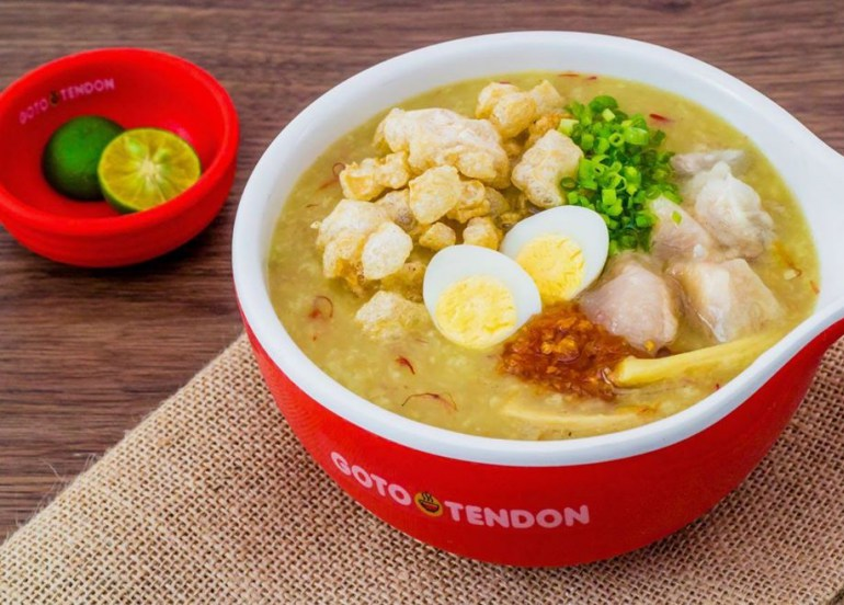 You Can Now Have A Bowl Of Goto Tendon Delivered At Your Doorstep!