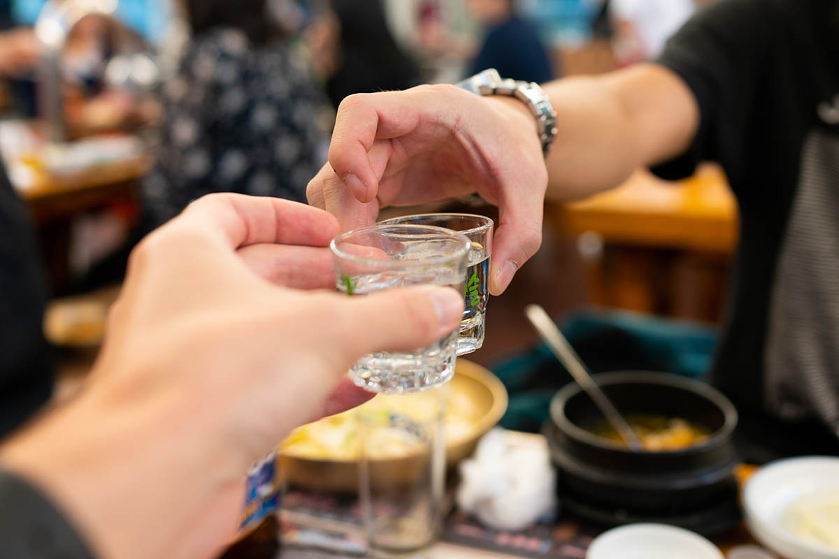 There's Such a Thing as Yogurt Soju and Here's Where You Can Find It!