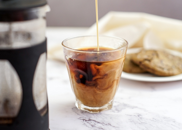 How to Achieve Coffee-House Cold Brew At Home!