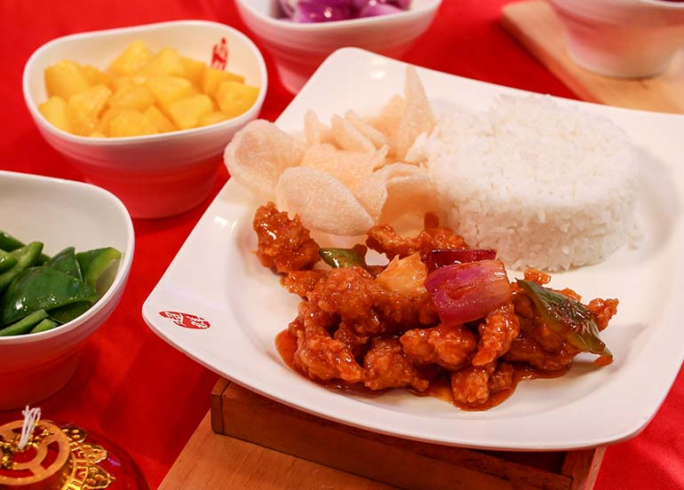Here's a 101 on Chowking's Menu: From B-Fast to Dessert!