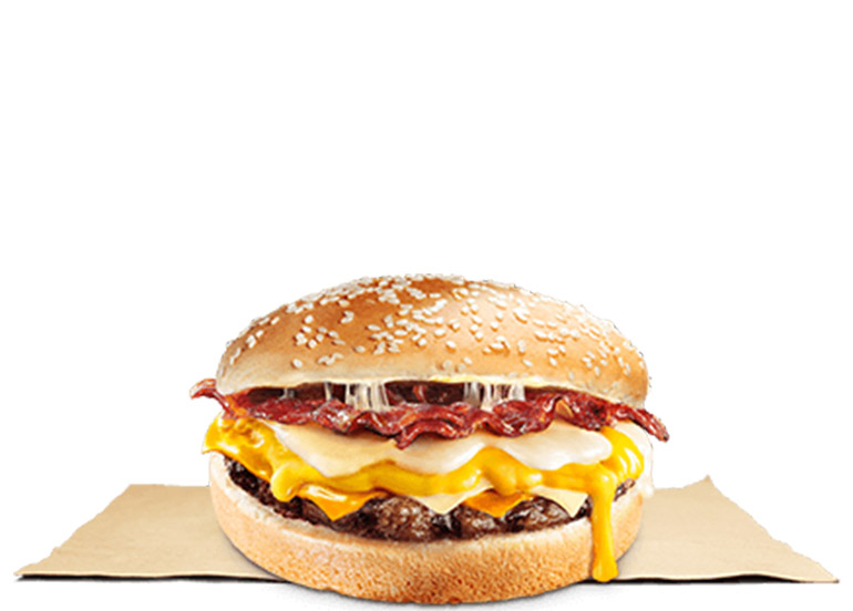 Which Burger Should You Order From The Burger King Menu Booky