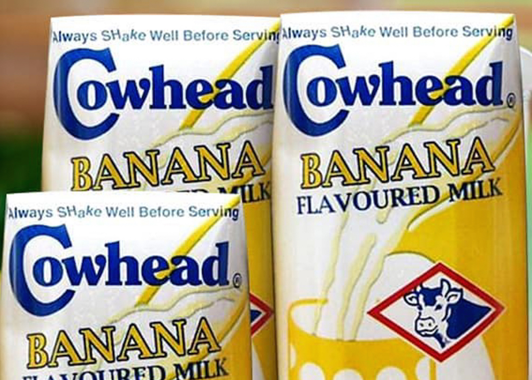 Here's Where You Can Get Cowhead Banana Flavoured Milk!