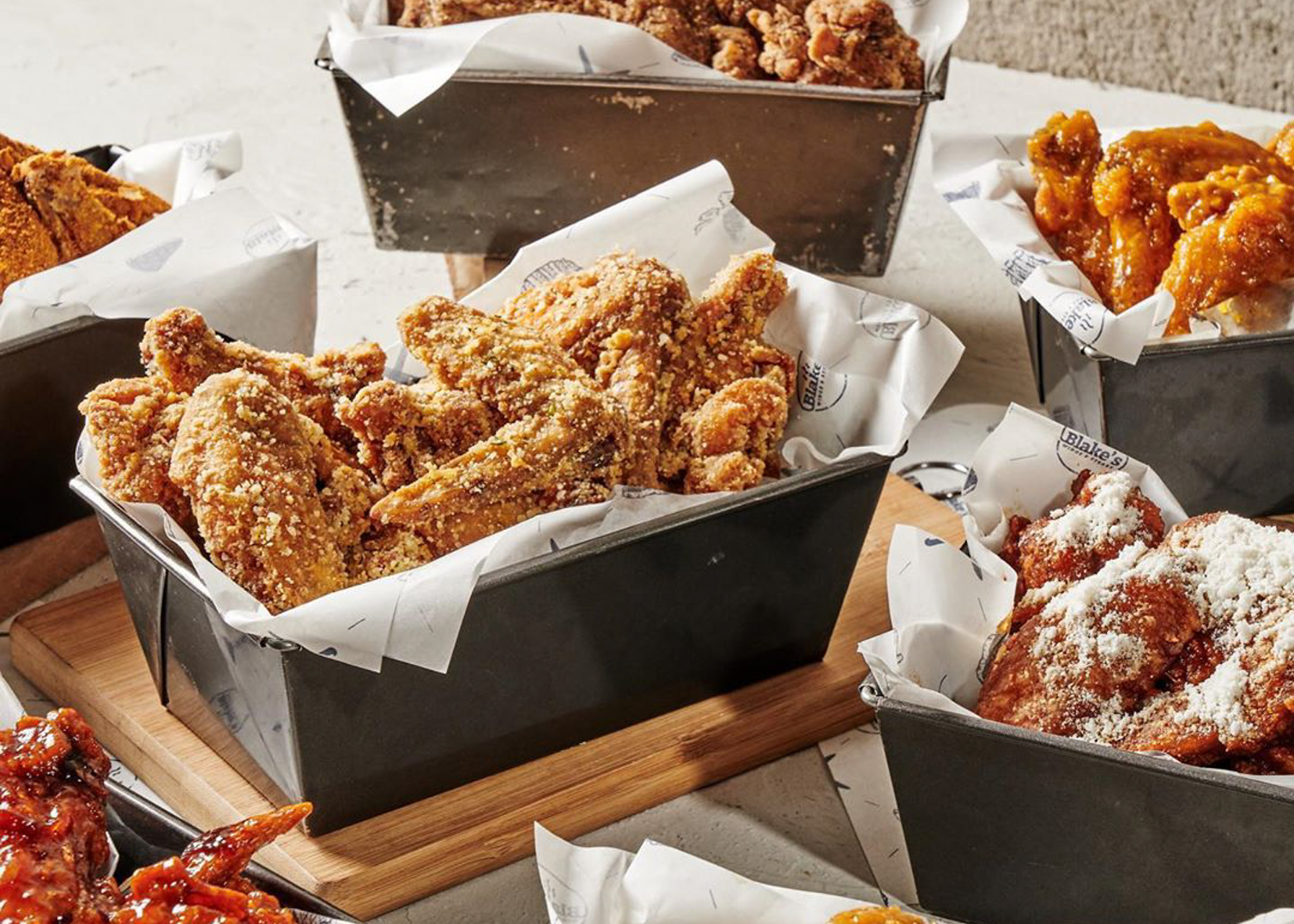 11 Wing Joints that Offer Chicken Wings Delivery